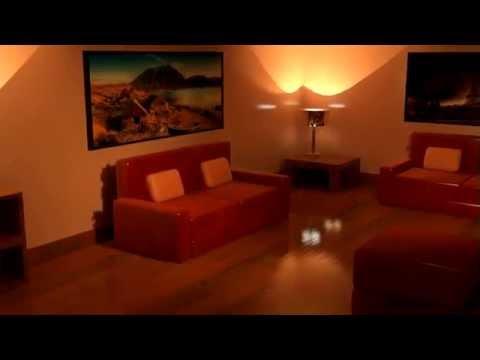 CGI Lighting & Rendering: Living Environment 3D Animation