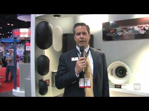 Electro-Voice Evid Speaker Line and PA Series @ InfoComm 2009