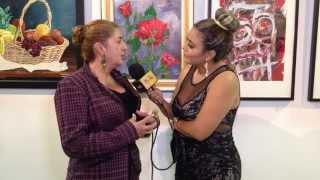 Radioytvlaz con Gloria Reyes, y el Canal Uno del Ecuador, Liliana Troya.