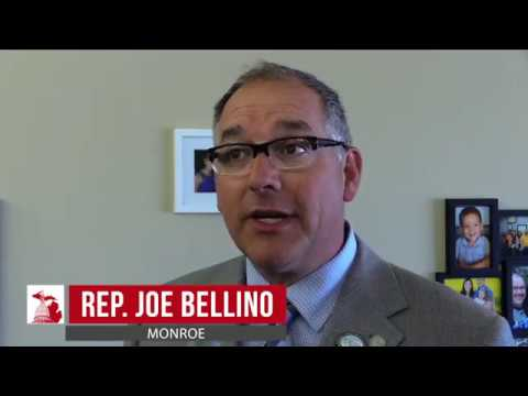 Representative Joe Bellino on his opioid legislation