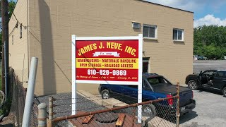 Video still for James J. Neve, Inc. Salvage Sale