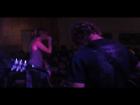 The Color of Violence live Mcallen, TX 5 songs