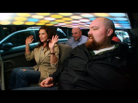 Brooke Shields Gets In The Cash Cab. This Lady Goes Nuts.