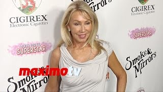 "Bruce Jenner Ex-Wife Linda Thompson ""Brent Shapiro Summer Spectacular 2014"" Red Carpet"