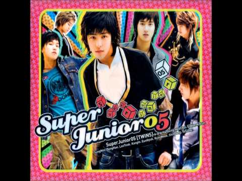 Super Junior - Twins (Knock Out)(Audio)
