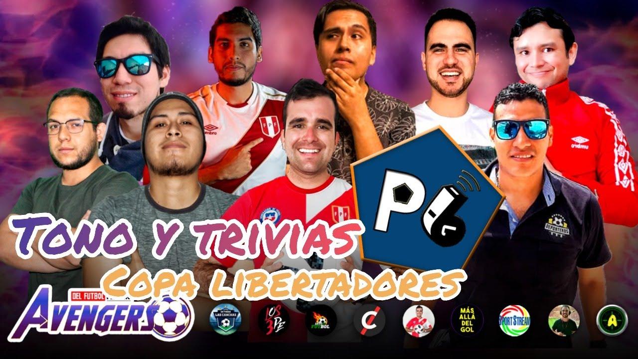 Tono y Trivias con los Avengers del Fútbol Peruano ft. Palabra de Gol