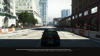 GRID Autosport (that ghost car try to spin me)