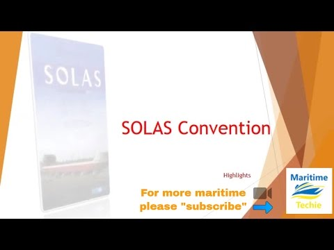 SOLAS Convention