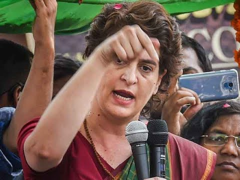 Priyanka Gandhi lashes out at Cong' workers for not giving their best in LS polls