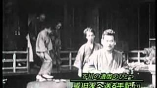 芥川龍之介 生前の映像 昭和2年(1927) Ryunosuke Akutagawa