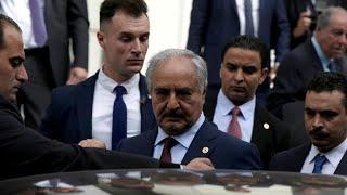"""ليبيا: خليفة حفتر يعلن استعداد جيشه للتحرير الكامل للتراب الوطني """"من الميليشيات والعدوان التركي"""""""