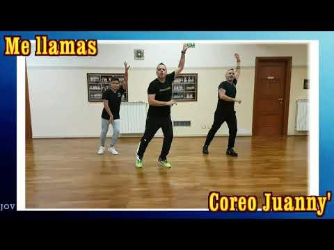 Piso 21 - Me llamas (Feat. Maluma) [Remix] Coreo Juanny' RBL Segue Video Di Spalle