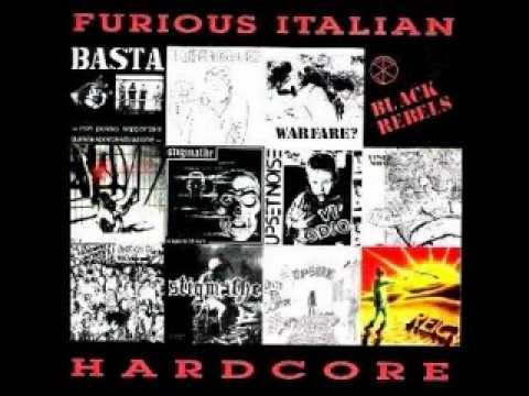 Furious Italian HardCore (FULL ALBUM) cd 1