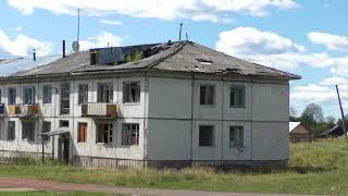 Деревни Сибири, деревенский дом моих родителей. Анонс