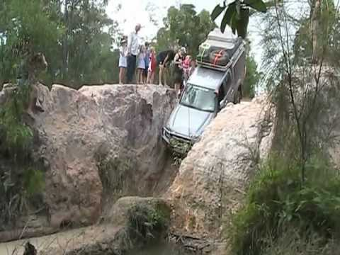 ford ranger gunshot creek, cape york 2012