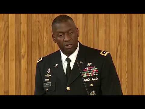 US Army Surgeon General Gets Promoted