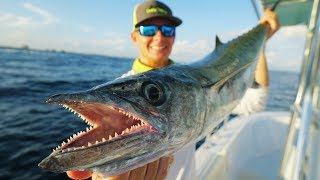 EPIC Kingfish +Sailfish! Catch Clean Cook  (Smoked Fish Dip)