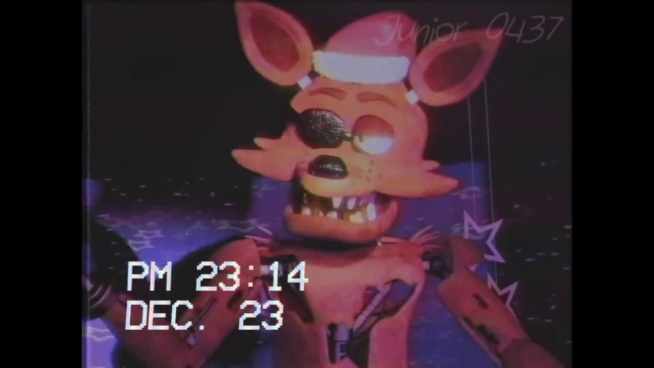 [FNAF] Christmas special night at Freddy's, showtape 1992 (last shows before closure)