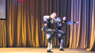 08 школа танцев Виктории Гофман