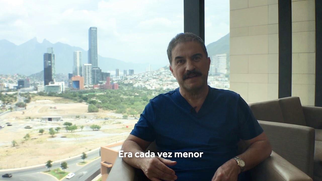 Edmundo Maldonado Ruelas - Testimonio de un paciente