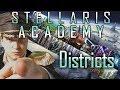 Districts - Stellaris Academy - Stellaris 2.2+ Tutorial / Guide