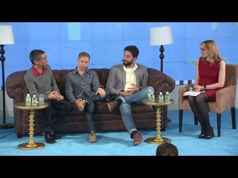 Machine Intelligence gets real (Todd Levy, Babak Hodjat, Drew Conway, Karin Klein) I DLD New York