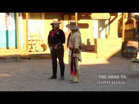 Road to Rawhide EP 2