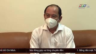 Tình hình dịch bệnh tại BV Bệnh Nhiệt đới ngày 13.6