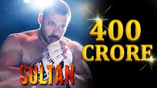 Salman's Sultan Crosses Rs. 400 Crore Worldwide