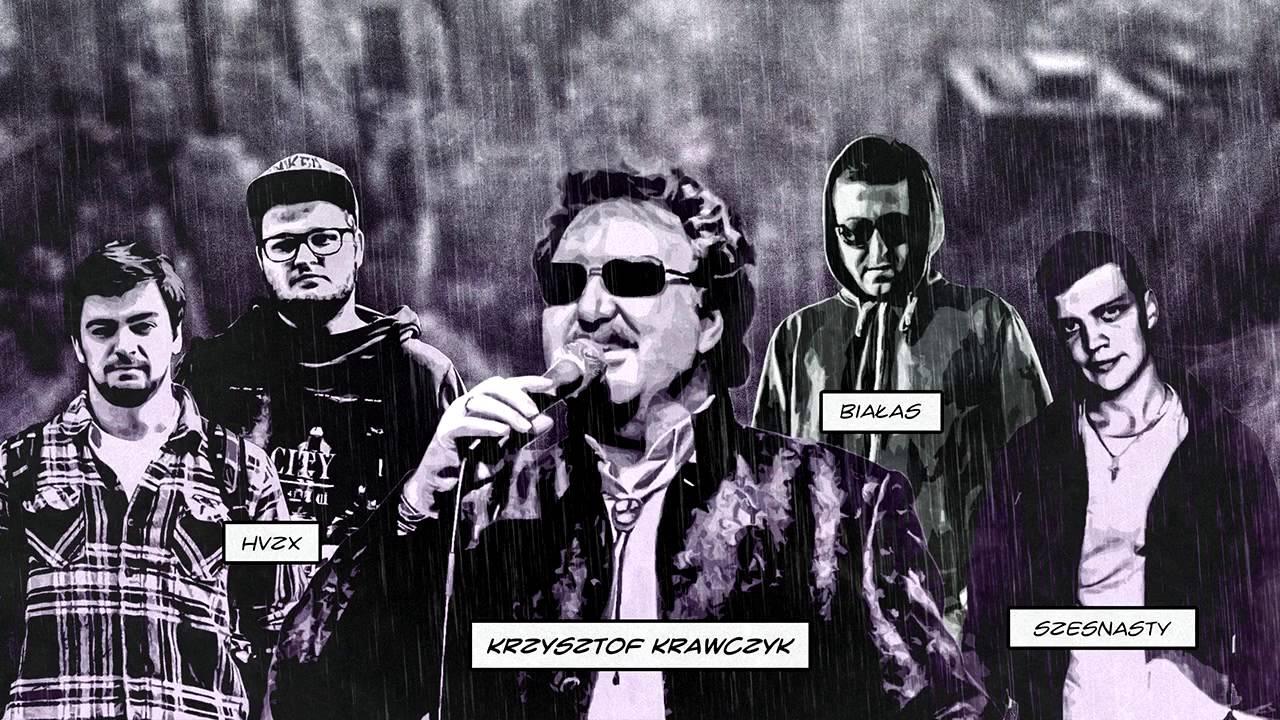 Szesnasty ft. Białas, Krzysztof Krawczyk - Chciałem być (prod. HVZX)