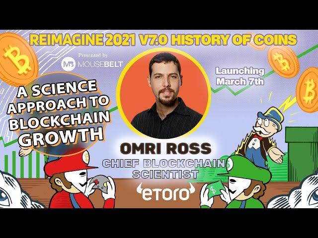 Technology Driving Startups | Omri Ross - eToro | REIMAGINE v7.0 #25