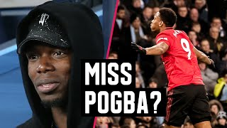 Is Paul Pogba no longer key to Manchester United39s success  Astro SuperSport