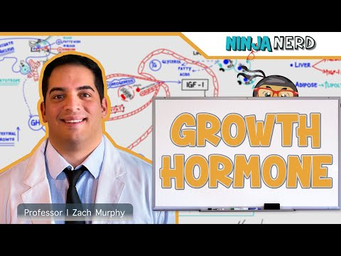 Endocrinology: Growth Hormone