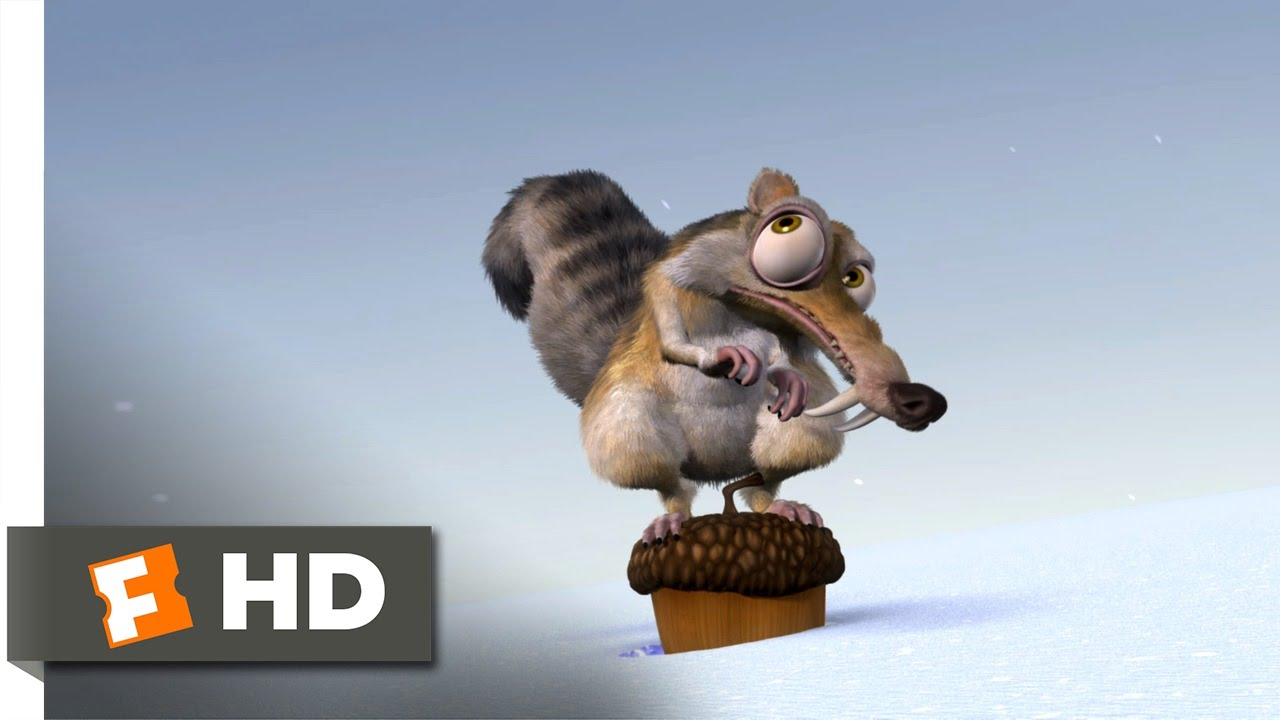 ice age 15 movie clip acorn troubles 2002 hd youtube