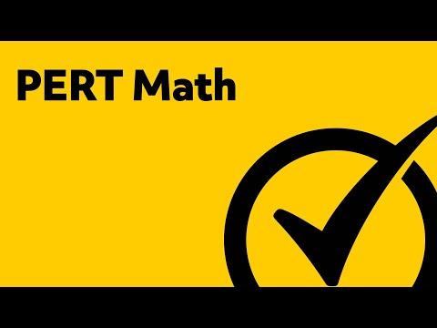 Best FREE PERT Math Study Guide