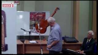 Jan Pietrzak - wystąpienie z koncertem w Opolu (17.05.2015)