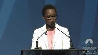 Massachusetts Conference for Women 2014 Keynote - Lupita Nyong'o