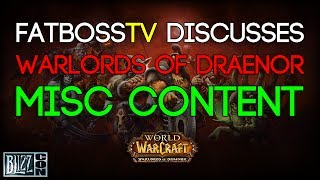 World of Warcraft: Warlords of Draenor - Instant 90, Item Squish & More! - FATBOSS