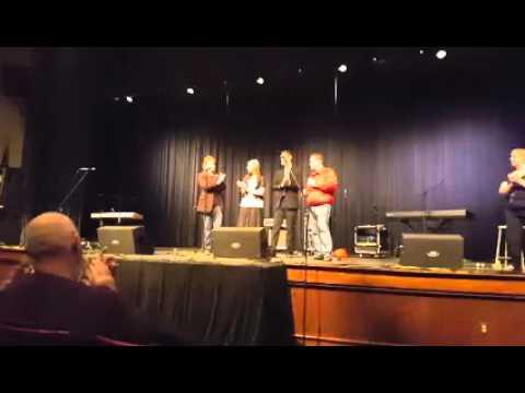 Jesus Hold My Hand--Megan Cox with Logan Pettis & Caylie & Landon McNeil