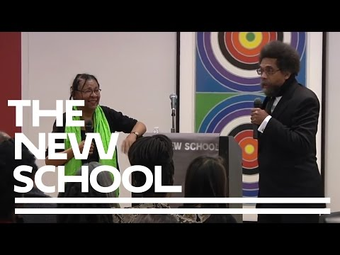 A Public Dialogue Between bell hooks and Cornel West