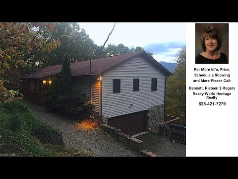 2085 Maple Springs Drive, Waynesville, NC Presented by Bennett, Risteen $ Rogers.