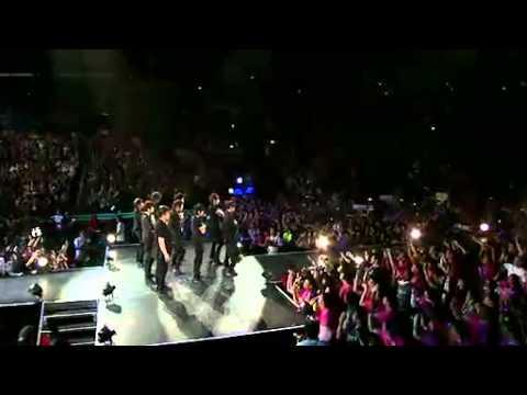 Samsung 3D Demo DVD - Super Junior: Sorry Sorry @ SM Town