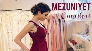 Mezuniyet Önerileri | Elbise Saç Makyaj Ayakkabı | Karahasans Showroom