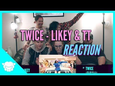 Non-Kpop fans REACT to TWICE (트와이스) - LIKEY & TT