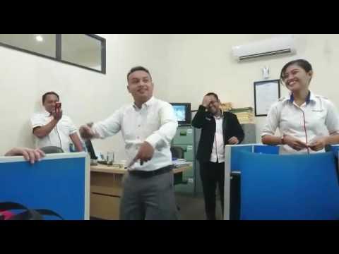 Goyang Naik Turun Karyawan BTN Gorontalo