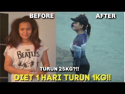 diet-turun-1hari-1kg-pas-puasa?!!-turun-25kg-drastis!- -dinda-shafay-(bahasa)