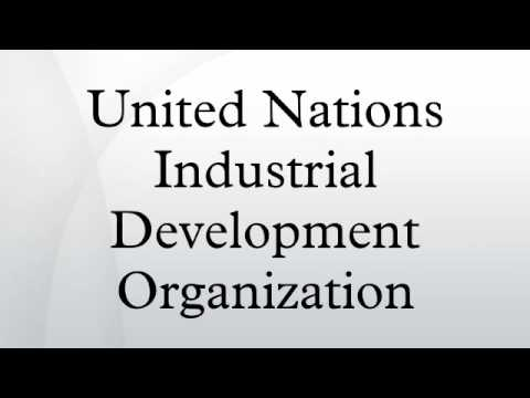 United Nations Industrial Development Organization