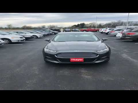 Used 2015 Ford Fusion Bowling Green OH Perrysburg, OH #19234A - SOLD