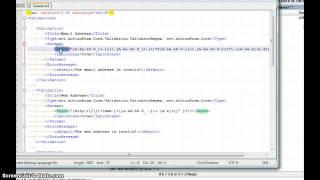 custom validators with action form for dotnetnuke