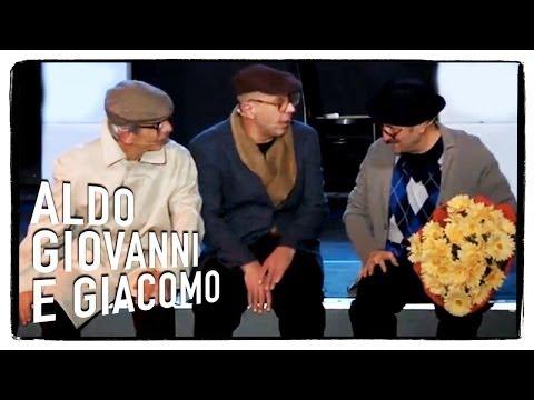 I tre vecchietti - Aldo Giovanni e Giacomo live @ RadioItalia 2013